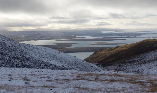 Views from Mount Esja