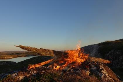 Norwegian fire stories