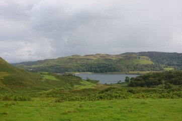 Scotland's rolling hills