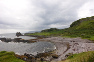 Kerrera beaches