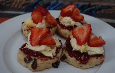 Scottish scones