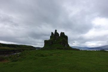 Coeffin ruins in Lismore