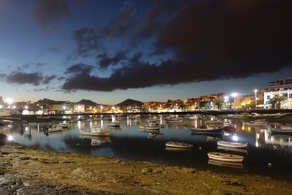 Moody nights in Arrecife