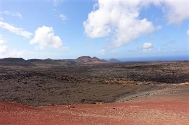 Martian like scenes