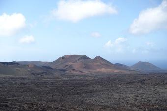 Exploring Timanfaya national park