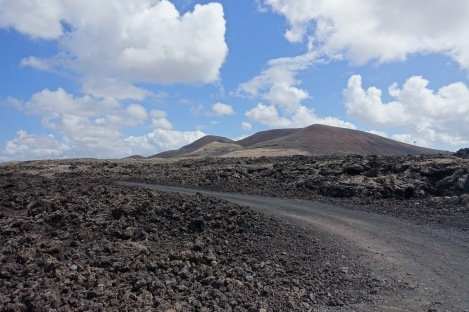 Exploring Lanzarote by car