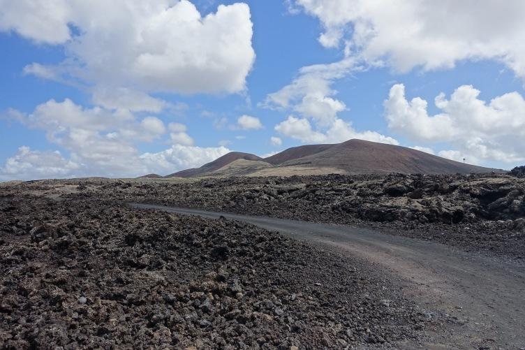 Exploring Lanzarote by car