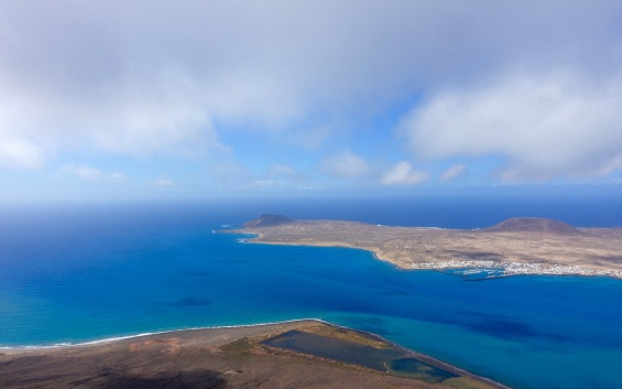 View of Graciosa