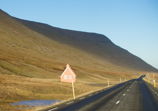 Iceland service stations...