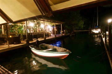 Dinner in the Rainforest Hideaway