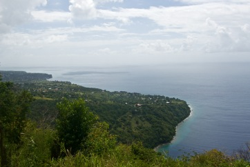 View from the Gros Piton