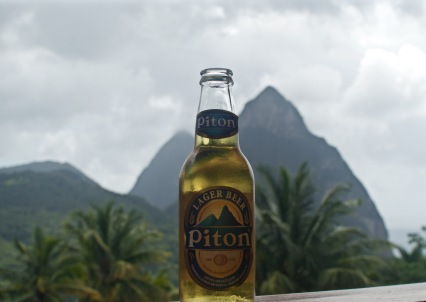 Well deserved after the Piton hike