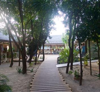 Catherines walkway