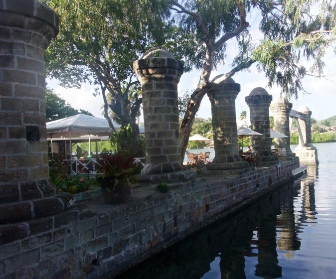 Dockyard Pillars