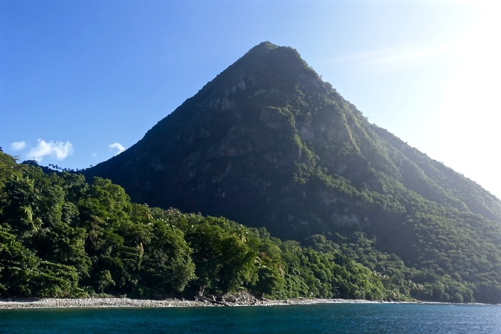 Green St Lucia