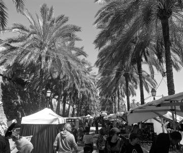 Market wandering