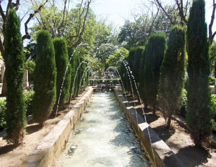 Refreshing walks through Palma