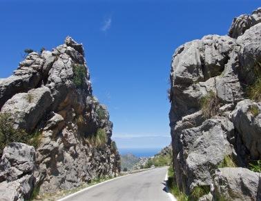 Most dangerous road...