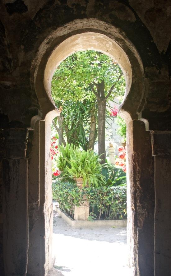 Through the pretty keyhole