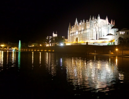 Cathedral reflections