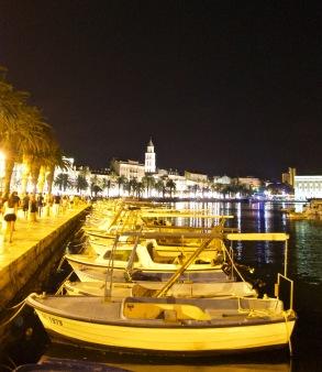 Boat clones in Split