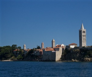Clock tower island