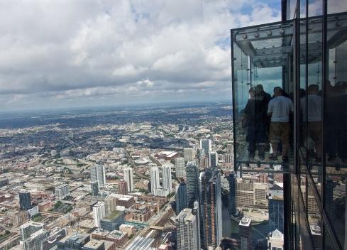 Extreme views. Extreme vertigo.