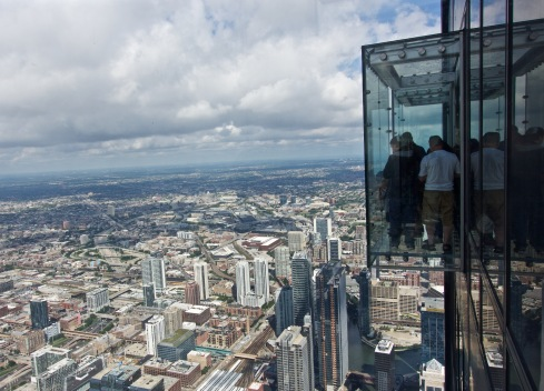 Extreme views. Extreme vertigo.