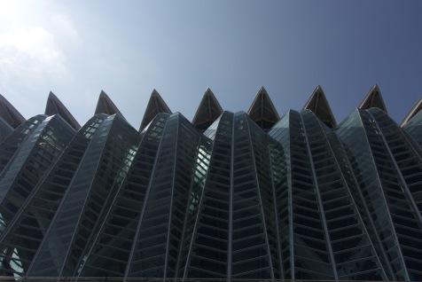 Space-age architecture