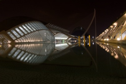 Space-age reflections