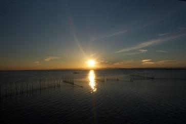 Sunset in El Palmar