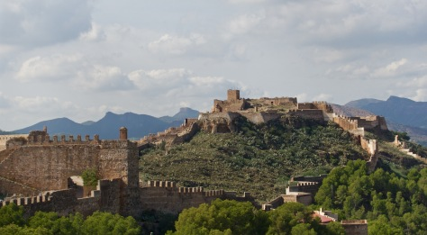 Castle of Sagunto