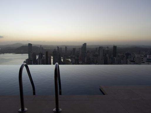 High rise swimming