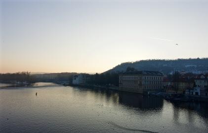 Frosty Prague