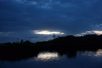 Moonlight over Isla Bastimentos