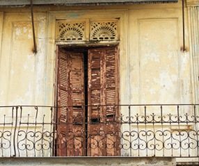 Shutter story of Casco Viejo