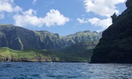 Amazing coastline