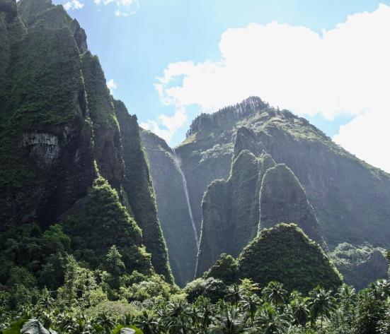 Chase waterfalls